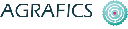 Agrafics communication logo